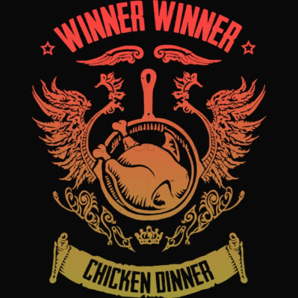 Pubg Winner Winner Chicken Dinner Kids Hoodie Customon Com