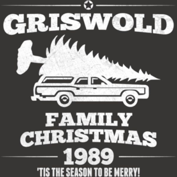 griswold family christmas mens t shirt