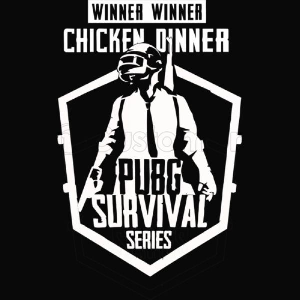 Pubg Winner Chicken Kids Tank Top Customon Com