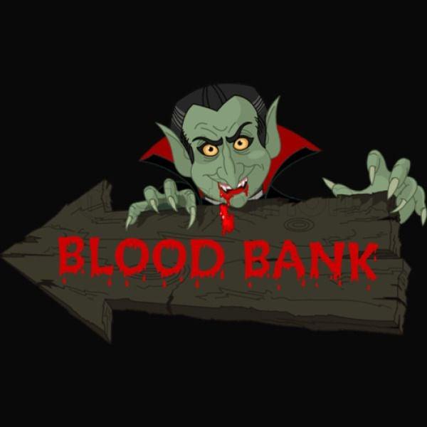 DraculaS Blood Bank