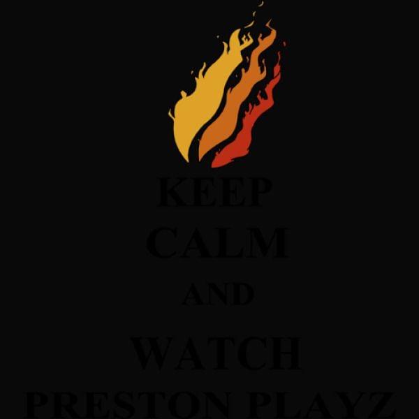 Prestonplayz Keep Calm And Watch Pantie