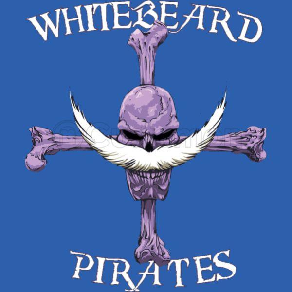 Whitebeard pirates logo - photo#44