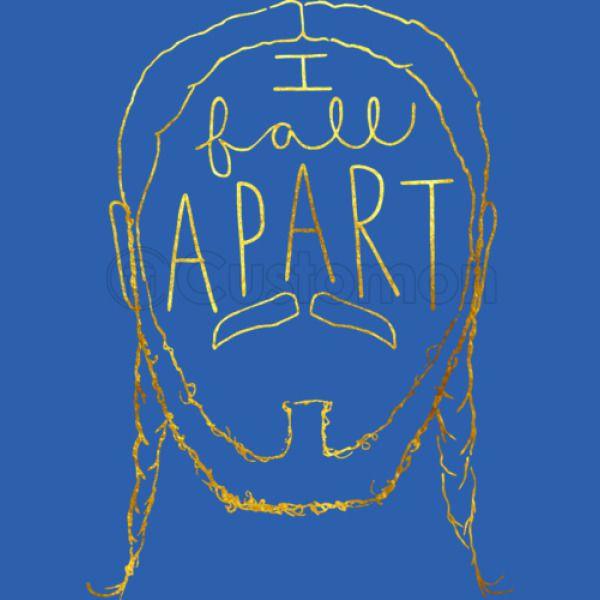 Post Malone I Fall Apart Guitar: Post Malone I Fall Apart Apron