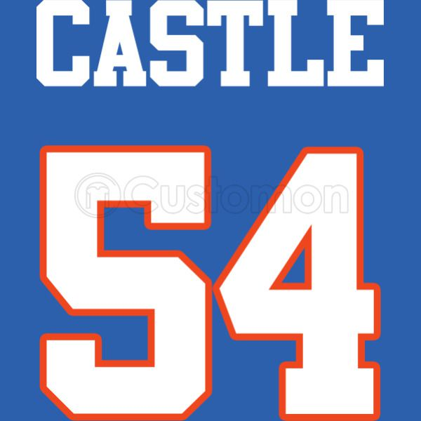 663515e3c Blue Mountain State Thad Castle B 1950 Snapback Hat (Embroidered ...