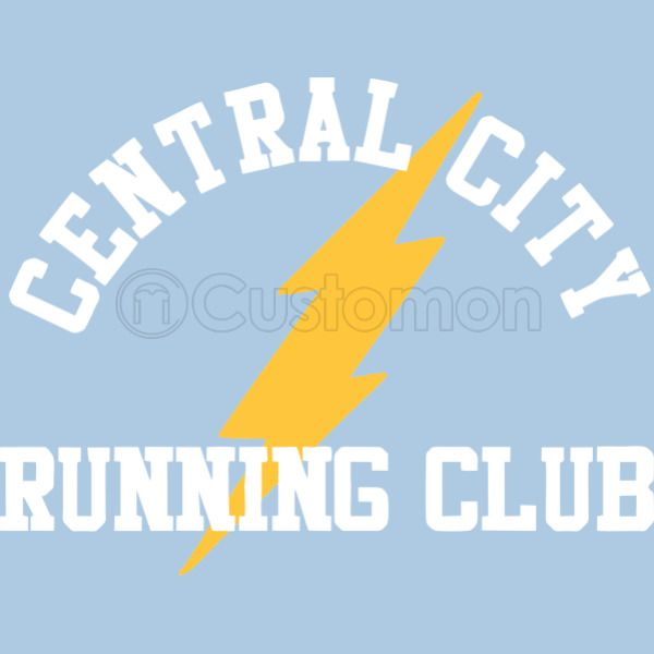 75300fe6a3e Central City Running Club Baby Bib