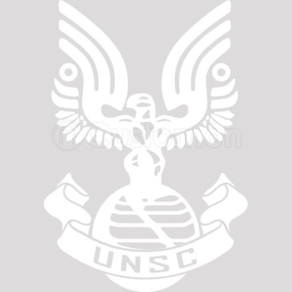 Halo Unsc Bird Logo Travel Mug Customon Com