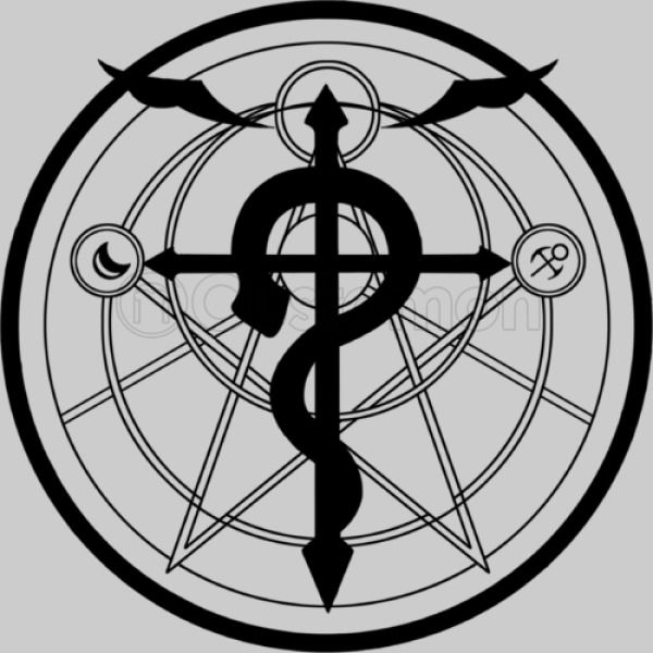 Fullmetal Alchemist Symbol