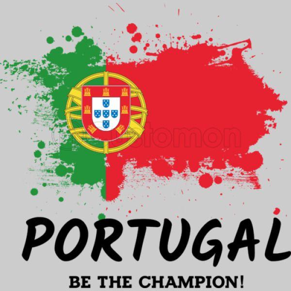 Fifa World Cup 2018 Portugal Women s V-Neck T-shirt ... 4b4f005f4