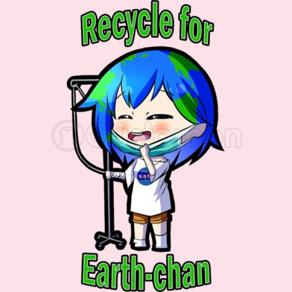 Chibi Earth Chan Baby Onesies Customoncom