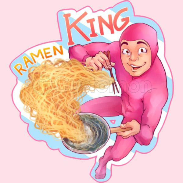 Filthy Frank Pink Guy Ramen King Baby Onesies Customoncom