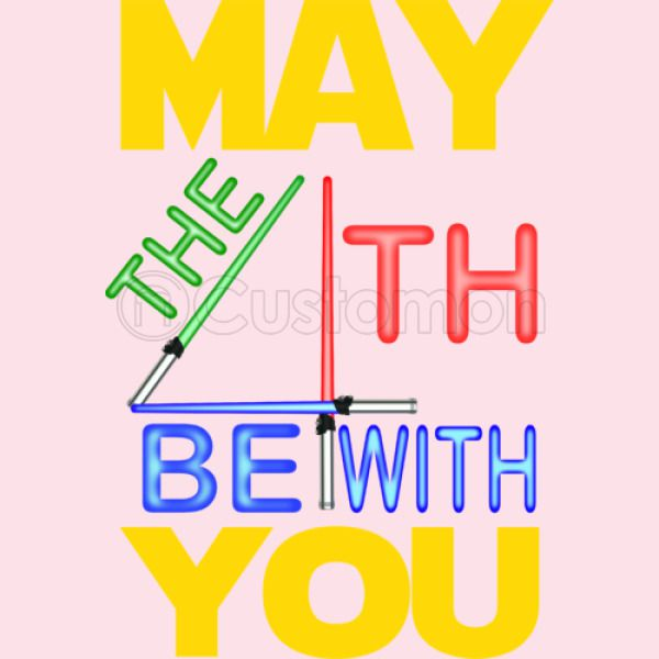 May The Fourth Be With You Baby Clothes: May The 4th Be With You Baby Onesies