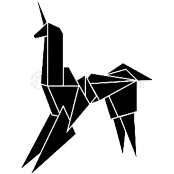 Bladerunner Origami Unicorn Baby Onesies Customon