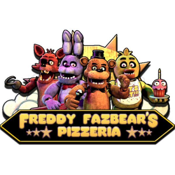2e903cd0f72 Freddy Fazbear s Pizza Youth T-shirt