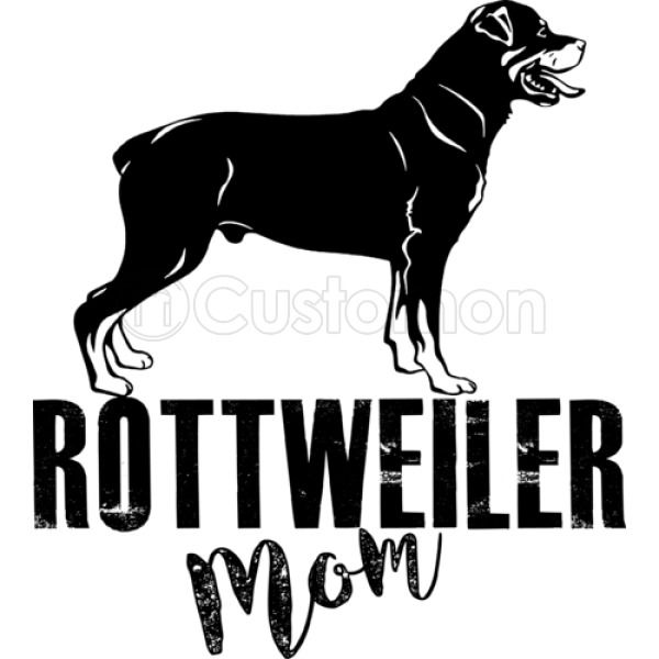 Rottweiler Mom Mens T Shirt Customoncom
