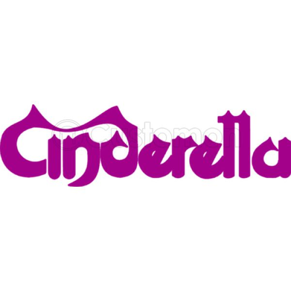 Cinderella Band Logo Youth T Shirt Customon Com