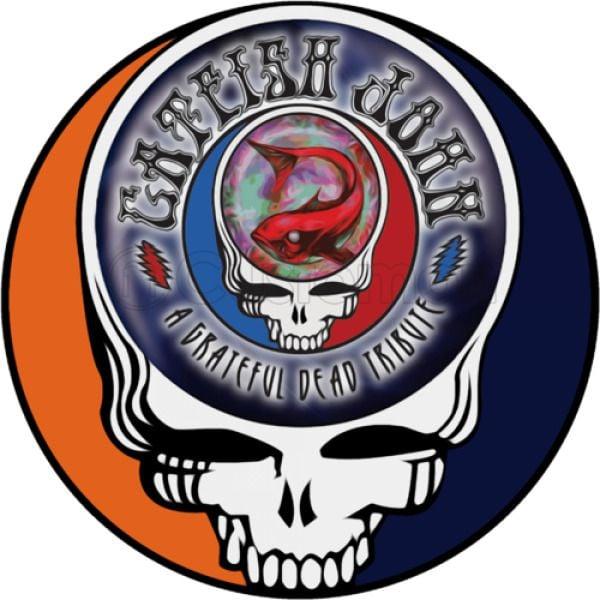 Grateful Dead Trucker Hat: Grateful Dead Catfish John Logo Crewneck Sweatshirt