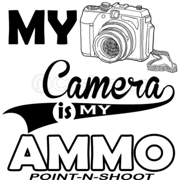 Dslr Camera Funny Quotes: My-camera-QUOTES Travel Mug