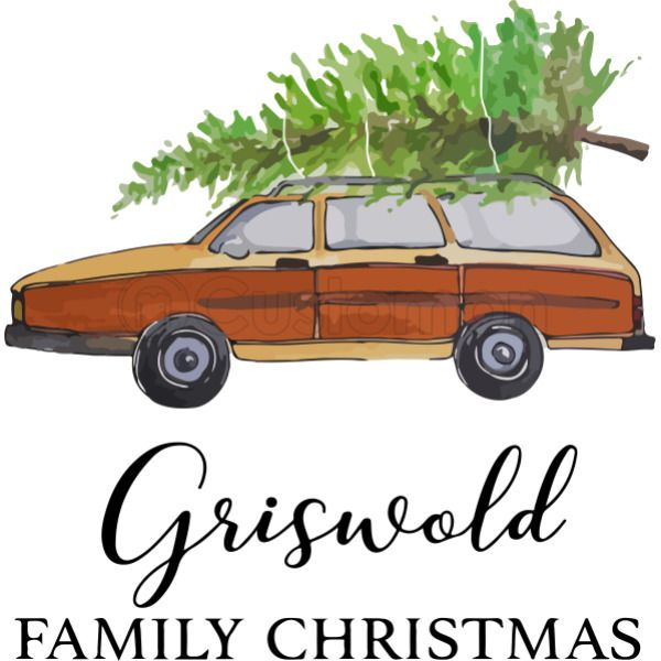 christmas vacation griswold family