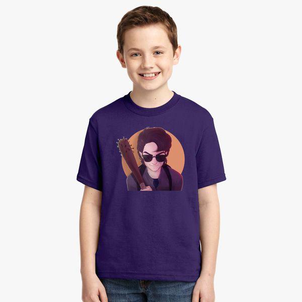 Stranger Things Steve Harrington Christmas Wish Kid/'s T-Shirt