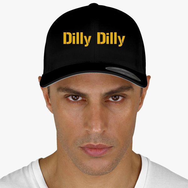 18c77e822f346 dilly dilly bud light Baseball Cap - Customon