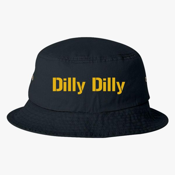 12b7f087 dilly dilly bud light Bucket Hat - Customon