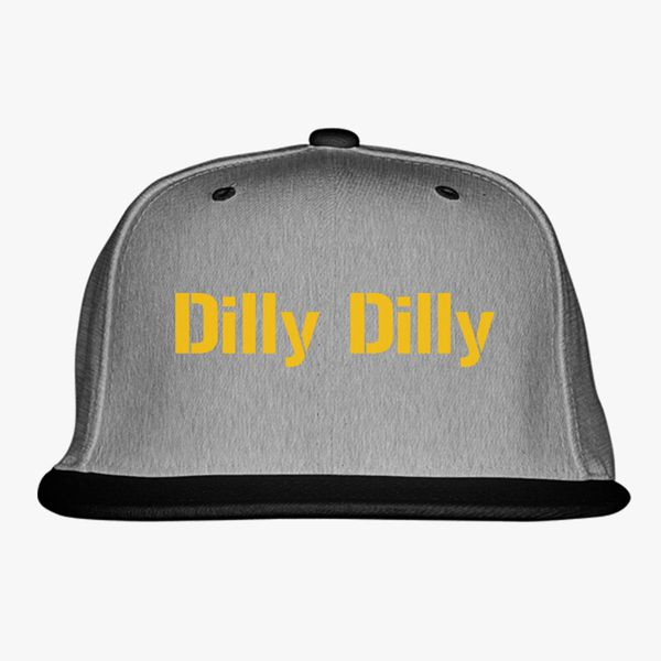 266451c5 dilly dilly bud light Snapback Hat - Customon