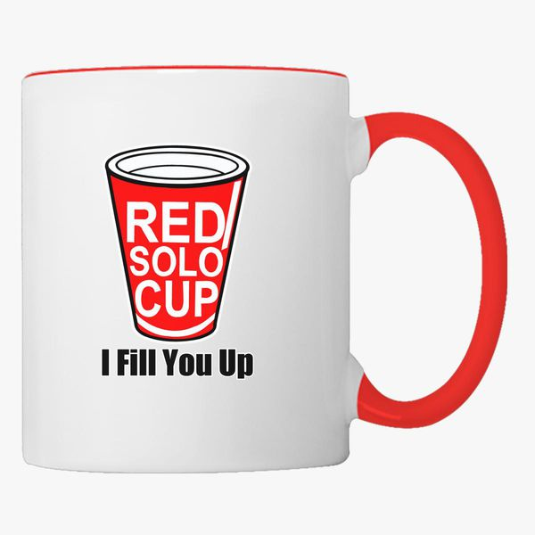 Buy Red Solo Cup Coffee Mug, 10552