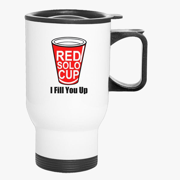 Red Solo Cup Travel Mug, 10557