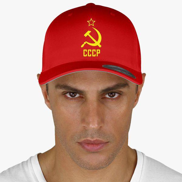 1e446df16 the USSR Baseball Cap (Embroidered) - Customon
