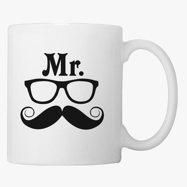 Valentine S Day Gift Couples Tee Mr Coffee Mug Customon Com