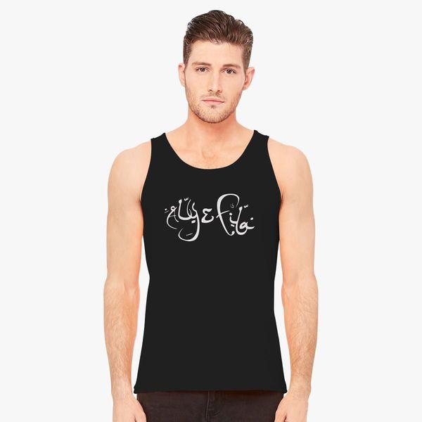 c489b622ca6ef8 Aly Fila Logo Men s Tank Top - Customon