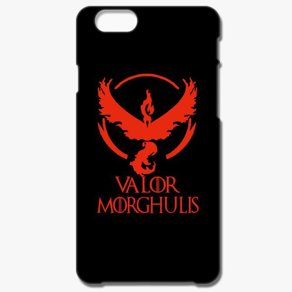 Team Valor Black iphone case