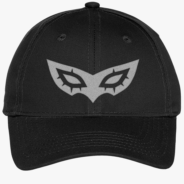 Persona 5 Mask Youth Six-Panel Twill Cap (Embroidered)  f869752f74f