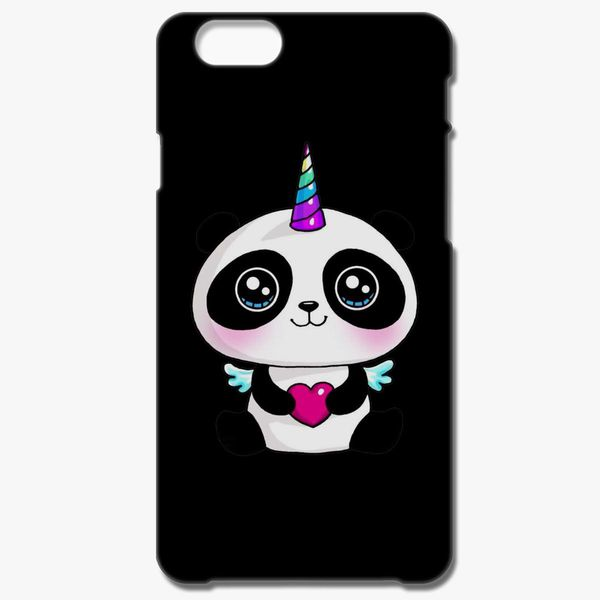 quality design f8798 15041 Cute Panda Unicorn PAndaCorn iPhone 6/6S Plus Case - Customon