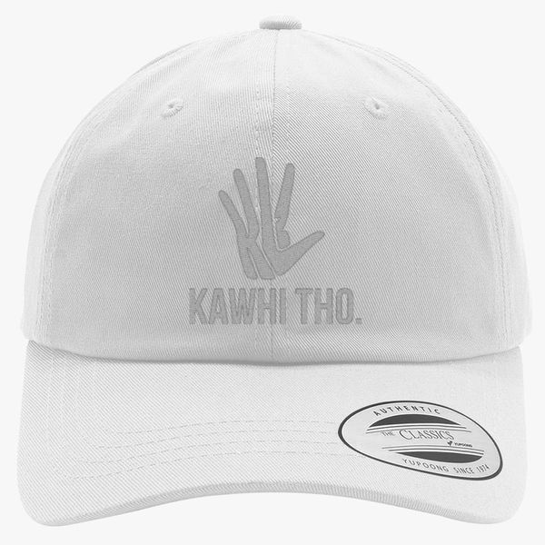 6462d377d9fcc7 KAWHI THO Cotton Twill Hat (Embroidered) - Customon
