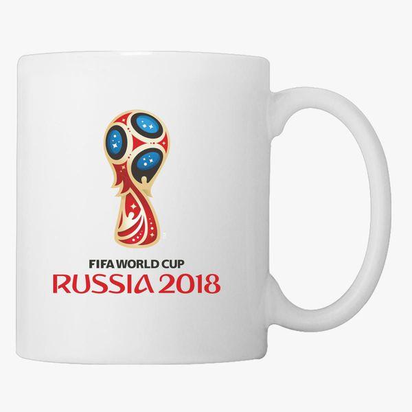75169c315ee Fifa World Cup Russia 2018 Coffee Mug - Customon