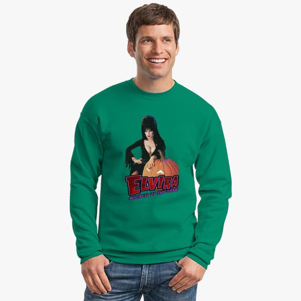 9e12a783db Elvira mistress of the dark Crewneck Sweatshirt - Customon