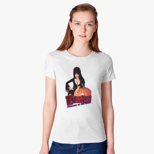 8559921050 Elvira mistress of the dark Women's T-shirt - Customon