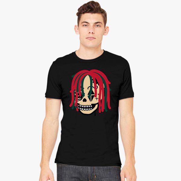 07b88d6a66d3 Gucci Gang Skull Logo Men's T-shirt - Customon