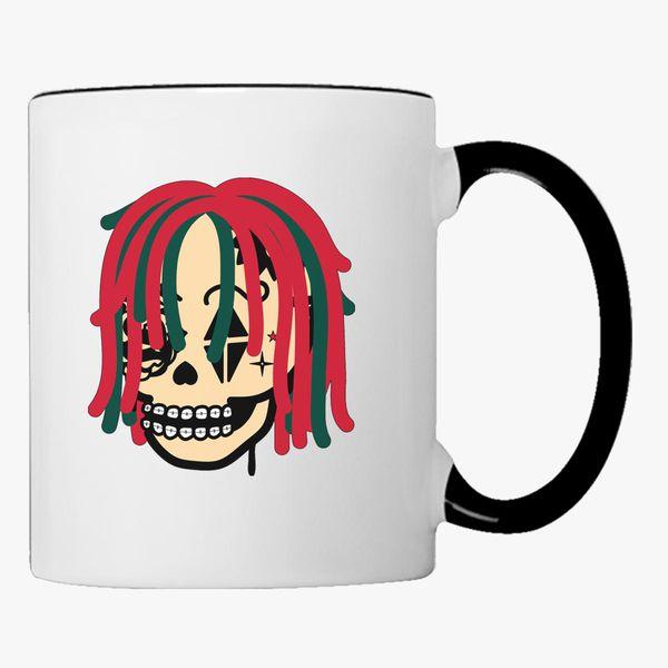 599357ae96f0 Gucci Skully From Lvxe's Closet Gucci Skull: Gucci Gang Skull Logo Coffee  Mug