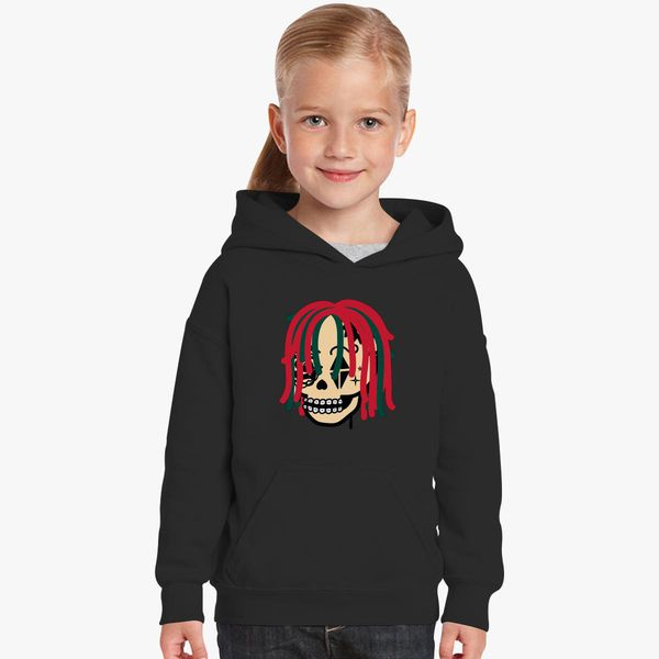 fbf810c4e93 Gucci Gang Skull Logo Kids Hoodie - Customon