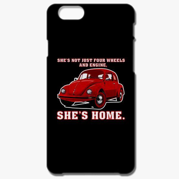 huge discount 15f12 9b085 VW Bug She's Home iPhone 6/6S Plus Case - Customon