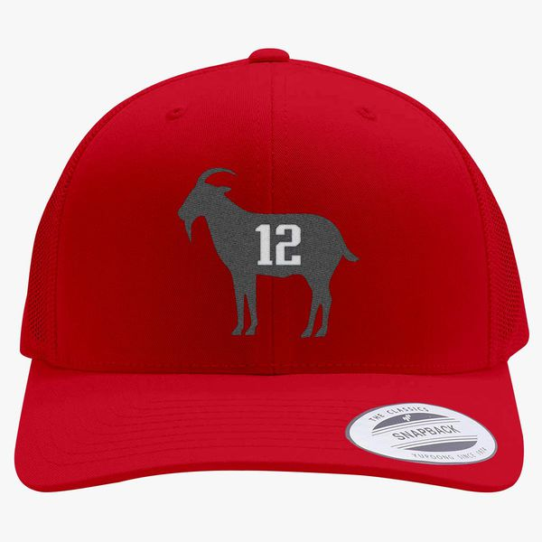 Hand-Embroidered Baseball Hat F*** Tom Brady