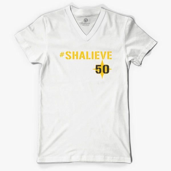 aef6ca4bf Ryan Shazier Shalieve V-Neck T-shirt - Customon