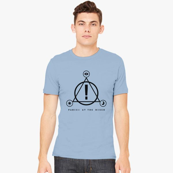 Panic At The Disco Men S T Shirt Customon