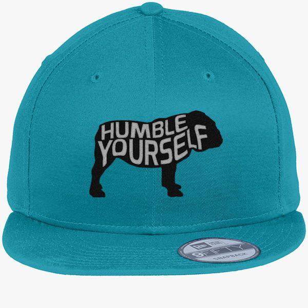 e22deac07e7 UGA Humble Yourself Shirt  Bulldog New Era Snapback Cap - Embroidery