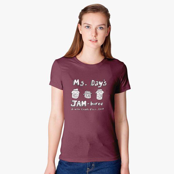 4448fb5290a5 Ms. Day's Jam-boree 2009 - New Girl Women's T-shirt - Customon