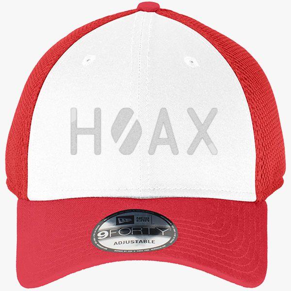 cd21efed1 Ed Sheeran Hoax New Era Baseball Mesh Cap (Embroidered) - Customon
