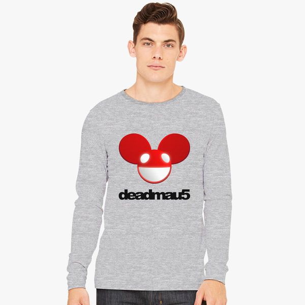 4f448a51c4212 Deadmau5 Long Sleeve T-shirt - Customon
