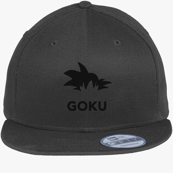 dec585b856f8b Goku Dragon ball z New Era Snapback Cap (Embroidered) - Customon